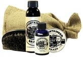 Mountaineer Brand WV Coal Complete Beard Care Kit