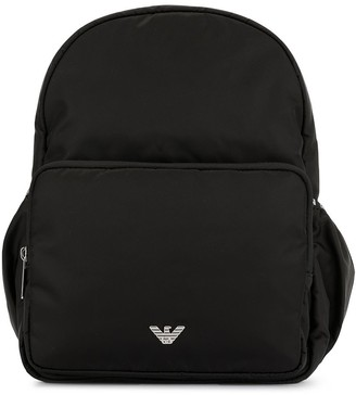 Emporio Armani Kids padded backpack