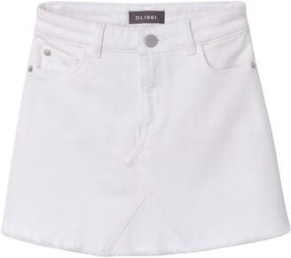DL1961 Bleached Skirt