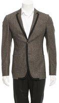 Dolce & Gabbana Wool-Blend Two-Button Blazer