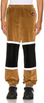 Burberry Sweatpants in Dark Walnut | FWRD