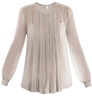 Diane von Furstenberg Fannie blouse