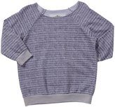 T2 Love T2Love Striped Sweat Top (Toddler/Kid) - Gray-6