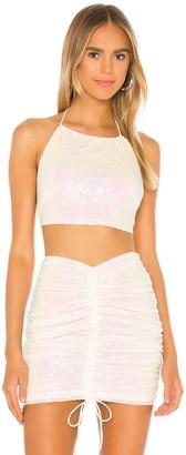 superdown Desiree Ruched Skirt Set