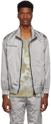 Filling Pieces Grey Logo Track Jacket