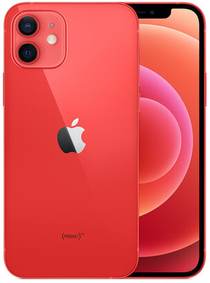 Apple iPhone 12 - 64GB Red - Sprint with installments plan)