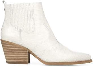 Sam Edelman Winona Leather Western Booties