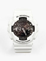 Casio Garish White GA-110GW-7AER Watch