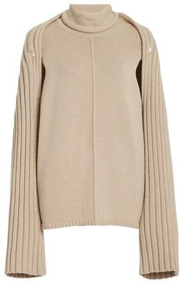 Peter Do Grace Convertible Sweater