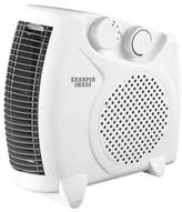 Sharper Image 10-Inch Table Top Heater in White
