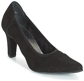 Myma PIZZANS women's Heels in Black