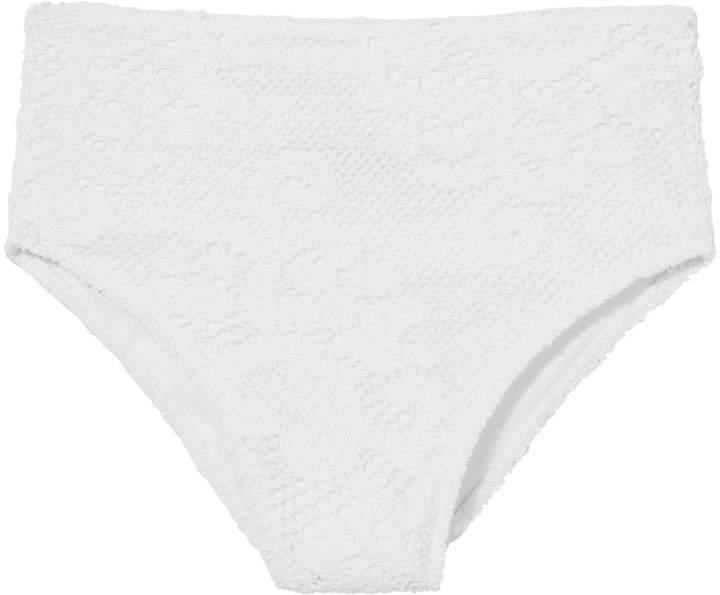 Nightcap Clothing Lagoon Crochet Bikini Bottom