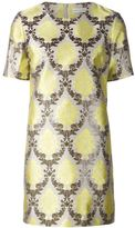 Mary Katrantzou 'Damask' shift dress