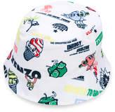 Kenzo novelty motif sun hat