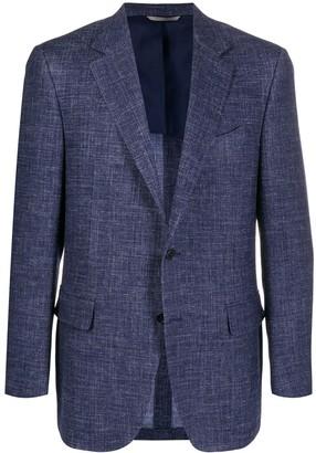 Canali Long Sleeve Blazer