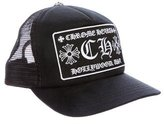 Chrome Hearts Hollywood Trucker Hat