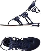 Rene Caovilla RENE' CAOVILLA Toe strap sandals