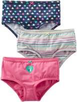 Carter's Girls Toddler 3 Pack Girls Underwear