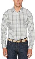 Perry Ellis Multi-Color Check Shirt