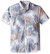 Quiksilver Men's Protea Shirt Short Sleeve Shirt