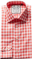 Thomas Pink Plato Slim Fit Dress Shirt