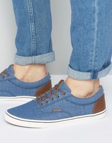 Jack and Jones Vision Chambray Sneakers