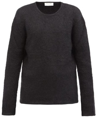 Alyx Crew-neck Mohair-blend Sweater - Black
