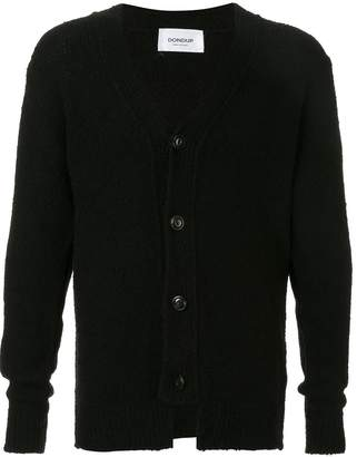 Dondup single-breasted fitted cardigan