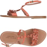 Twin-Set Sandals - Item 11235691