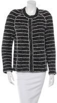 Etoile Isabel Marant Knit Patterned Jacket