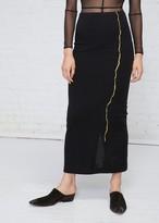 Haider Ackermann Embroidery Skirt