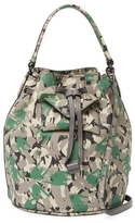 Marc by Marc Jacobs Metropoli Brush Tips Studs Small Bucket Bag