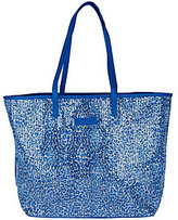 Vera Bradley As Is Mesh Sequin Tote