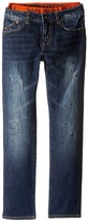 Armani Junior Denim with Waistband in Denim Indaco Boy's Jeans