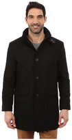 Kenneth Cole New York Wool Top Coat