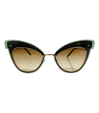 Marc Jacobs Multicolour Metal Sunglasses