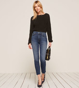 Reformation Camille High Cigarette Jean