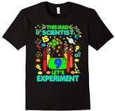 Birthday Shirt Age 9 Boys Girls Science Theme Party