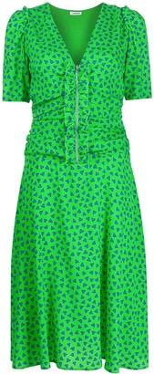 P.A.R.O.S.H. Heart Print Dress