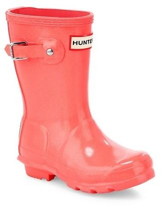 Hunter Kid's Starcloud Rain Boots