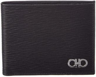 Salvatore Ferragamo Leather International Bifold Wallet
