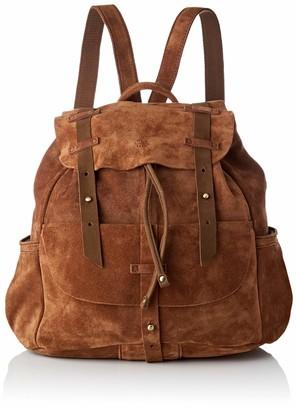 Mila Louise Women's 3250VCG Backpack Handbag Brown Brown (CANNELLE 57)