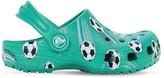 Crocs FOOTBALL PRINT RUBBER