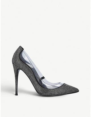 Aldo Edulla embellished heels
