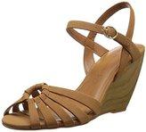 BC Footwear Women's Lil Bit Wedge Pump, 10 M US