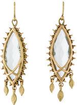 Anthony Nak Prasiolite Drop Earrings