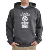 Eddany Only Thing Love More Than Being Mechanic is a Dad Hoodie