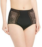 Playtex Women's Expert in Silhouette Maxi Plain Shaping Control Knickers