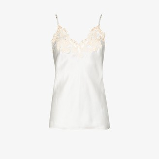 La Perla Maison silk camisole