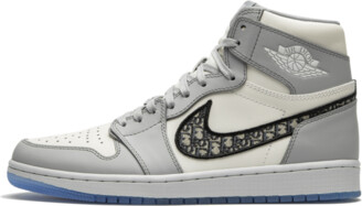 Jordan Air 1 Retro High 'Dior' Shoes - Size 7